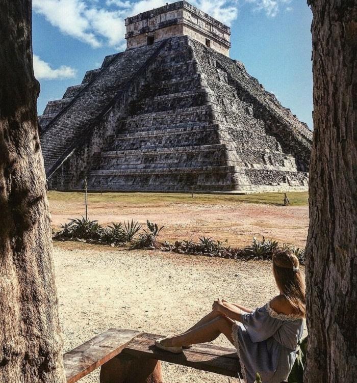 Kim tự tháp Chichen Itza Mexico – công trình cổ bí ẩn bậc nhất thế giới