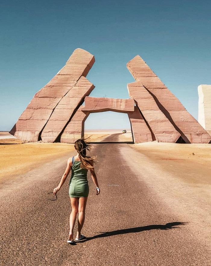 Discover tourist destinations on the Egyptian Sinai Peninsula
