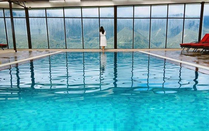 Các điểm du lịch nghỉ dưỡng miền Bắc dịp 30/4 - Amazing Hotel Sapa