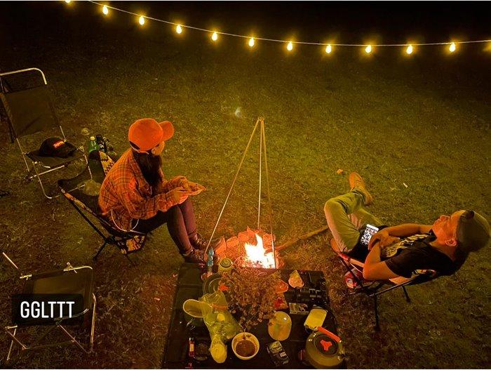 địa điểm cắm trại ở Gia Lai