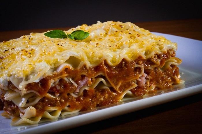 Lasagne Món ăn nổi tiếng ở Ý