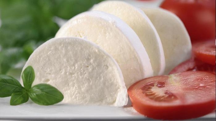 Phô mai Mozzarella - Món ăn nổi tiếng ở Ý
