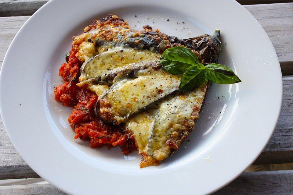 Melanzane Alla Parmigiana - Món ăn nổi tiếng ở Ý