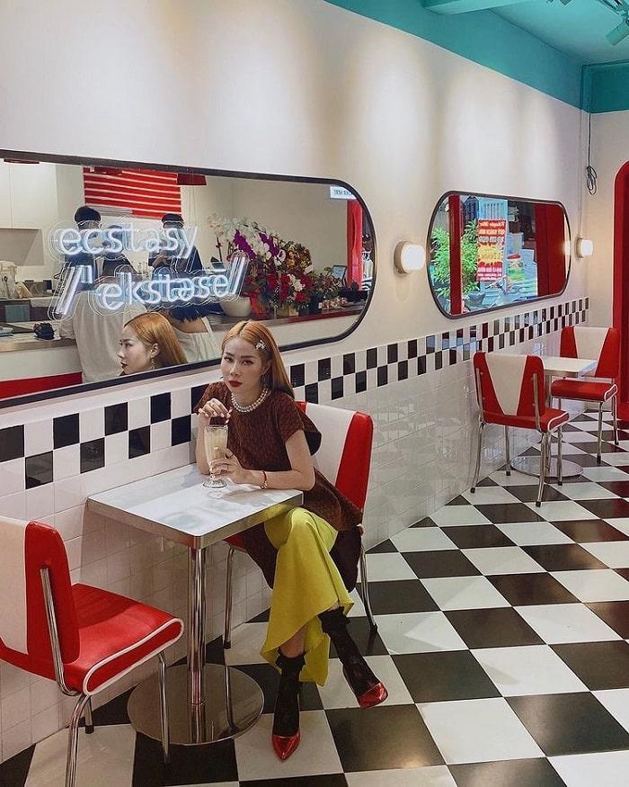 S'Jersey Café là một trong những check in mới ở Sài Gòn
