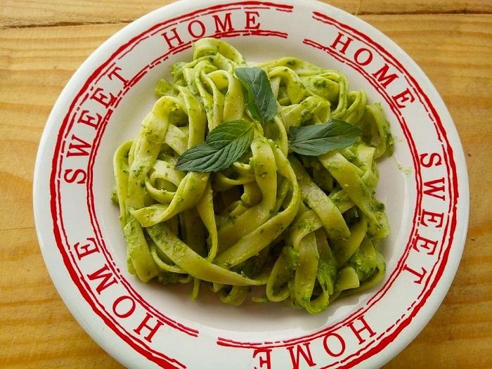 Mỳ Tagliatelle Món ăn nổi tiếng ở Ý