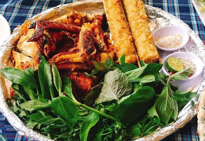 đặc sản Tây Nguyên - món ăn ngon tại thác Trinh Nữ