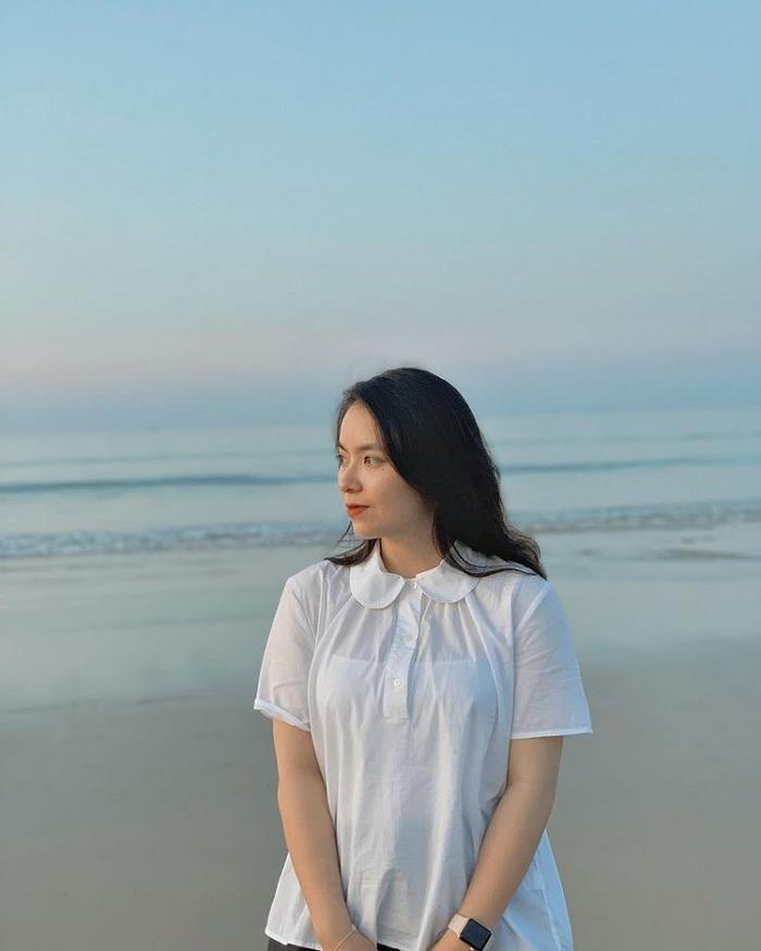 Clear blue sea water - interesting features of Chau Tan Beach