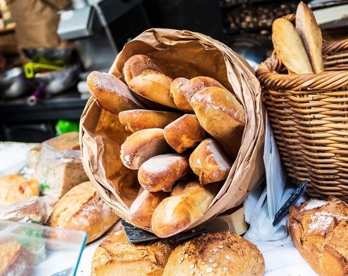 Baguette - French cuisine features