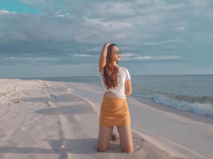 mùa hè - thời điểm nên ghé thăm Biển Lệ Thủy