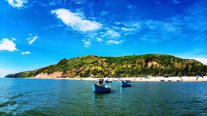 Biển Quỳnh - Địa điểm du lịch gần Cửa Lò