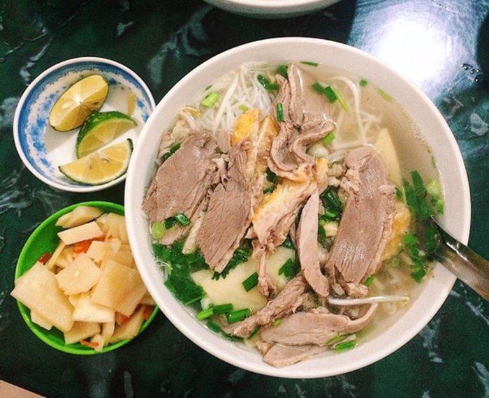 ăn gì ở thành Cổ Loa