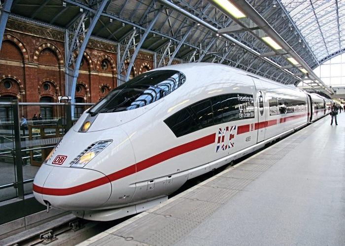 Cách đi từ Frankfurt đến Berlin bằng tàu hỏa của hãng Deutsche Bahn
