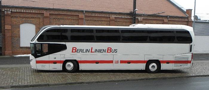 Cách đi từ Frankfurt đến Berlin bằng xe bus