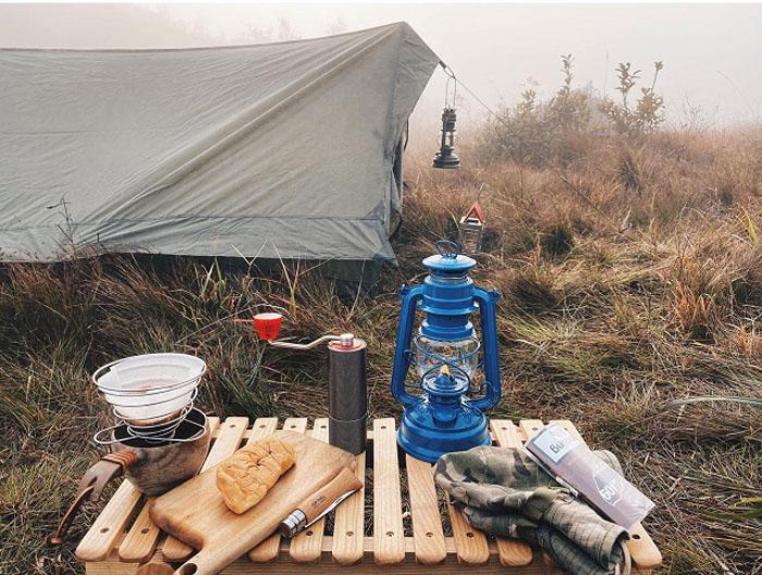 Bật mí kinh nghiệm leo Lảo Thẩn - Cắm trại trên núi