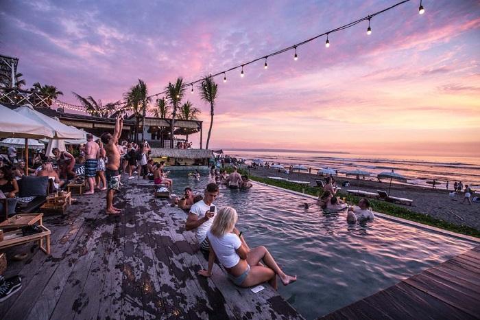Bãi biển ở Canggu Bali - Cách lựa chọn khu vực lưu trú tại Bali