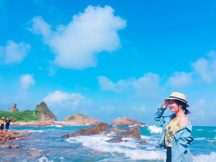 Các điểm du lịch nghỉ dưỡng miền Bắc dịp 30/4 - Check in Đảo ngọc