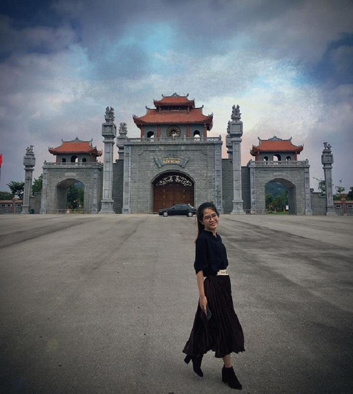 Lễ Giỗ tổ Hùng Vương 2021 nên đi đâu chơi? - đền Hùng