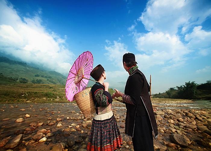Trải nghiệm văn hóa vùng cao tại chợ tình Sapa Lào Cai
