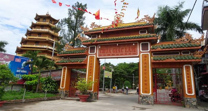 Chùa Giác Lâm - Ngôi chùa cầu duyên ở Sài Gòn