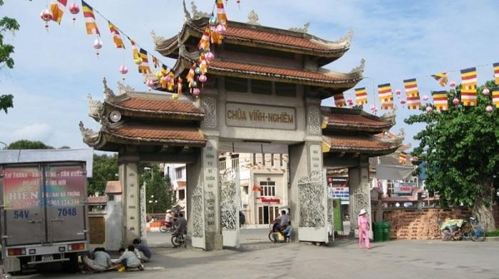 Chùa Vĩnh Nghiêm - Ngôi chùa cầu duyên ở Sài Gòn nổi tiếng