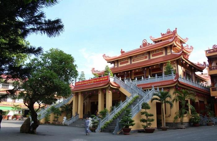 Chùa Xá Lợi - Ngôi chùa cầu duyên ở Sài Gòn linh thiêng