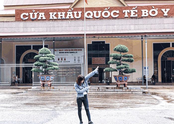 Hành trình khám phá cửa khẩu Bờ Y Kon Tum
