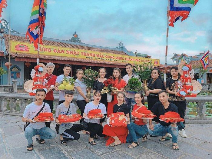 du lịch đền Đồng Bằng Thái Bình