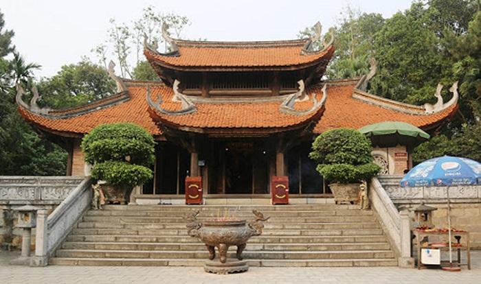 Lễ Giỗ tổ Hùng Vương 2021 nên đến đâu chơi? - đền Mẫu Âu Cơ