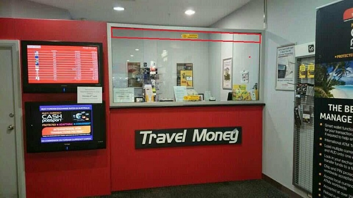 Address to exchange baht - change money in Saigon