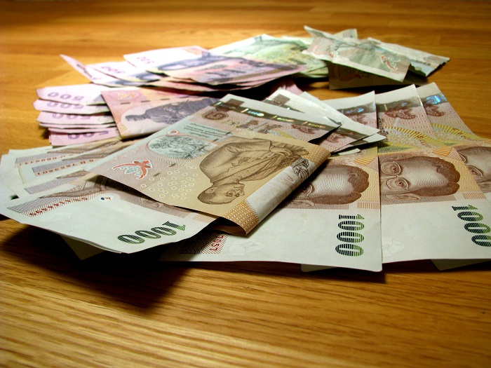 Address to exchange baht money - which country's baht