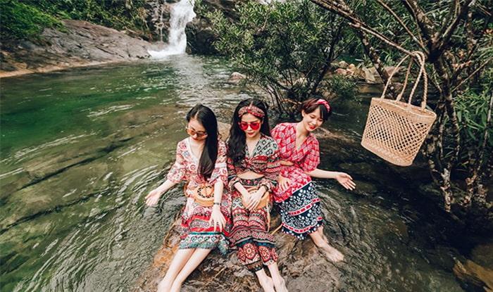 Tìm về Thác Mơ Huế - 4 hồ tắm tự nhiên