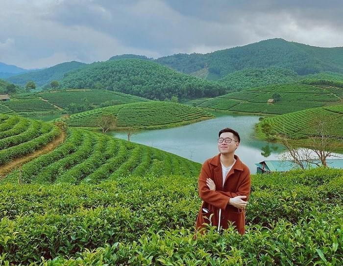 đồi chè Thanh Chương - đồi chè đẹp ở Việt Nam được 'săn lùng' nhiều nhất