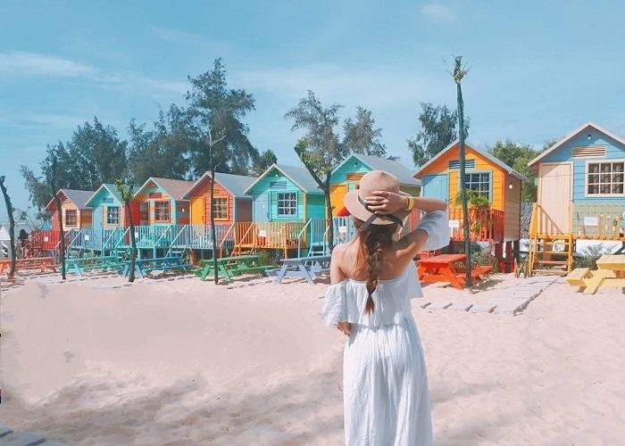 du lịch biển gần Sài Gòn - Coco Beach Phan Thiết