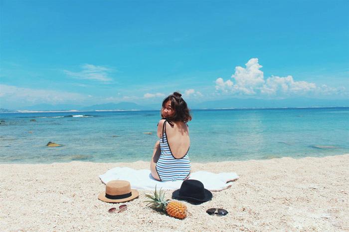 du lịch biển miền Trung - Bãi Dài Nha Trang