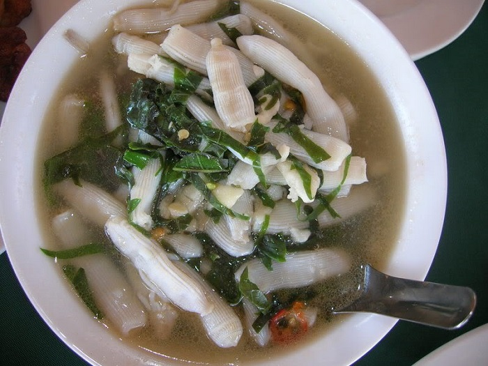 Cam Pha Tourism - Sá Devot Soup