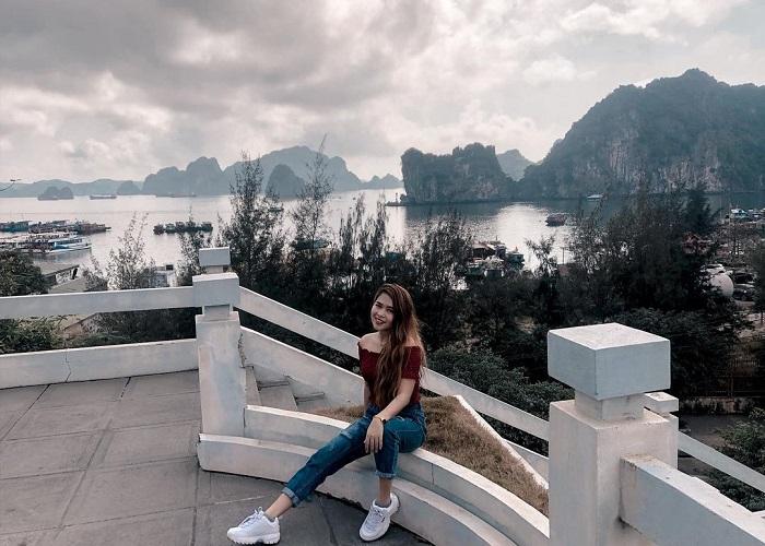 Cam Pha tourism - Đuc valley
