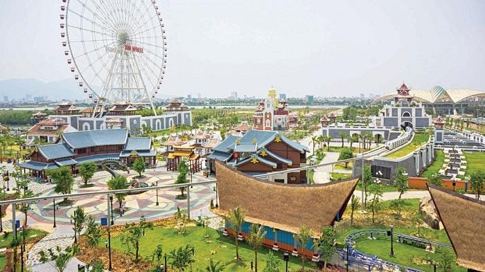 Du lịch Đà Nẵng mùa nào đẹp? Asia Park - Sunworld - Địa điểm du lịch nổi tiếng ở Đà Nẵng