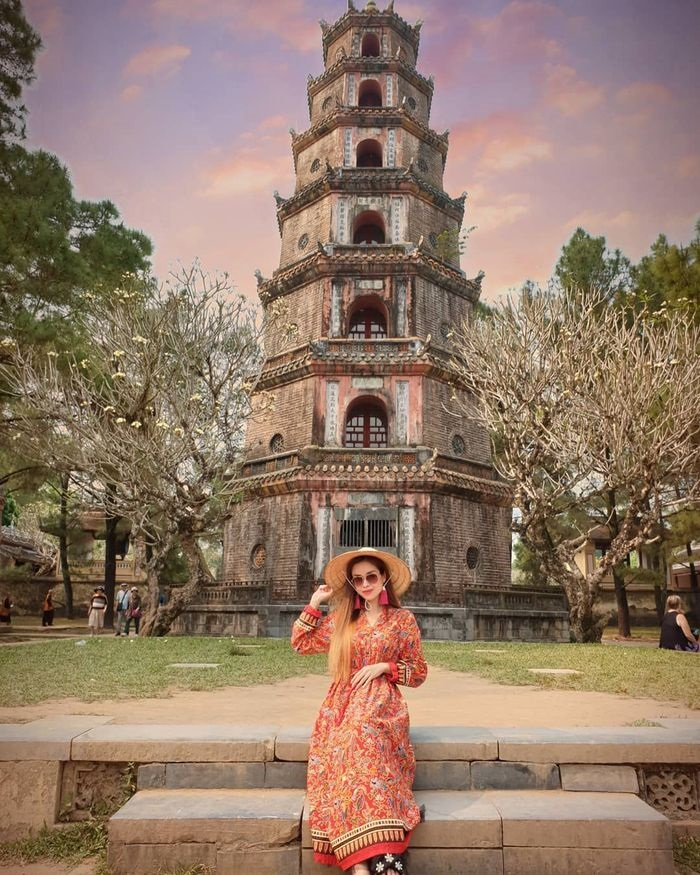 du lịch Huế 1 ngày- chùa Thiên Mụ