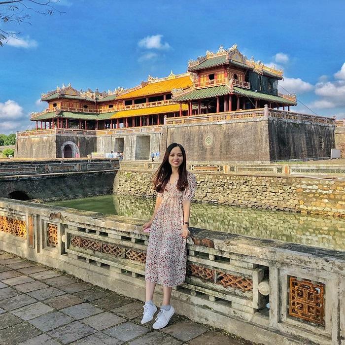 du lịch Huế 1 ngày- Kinh Thành Huế