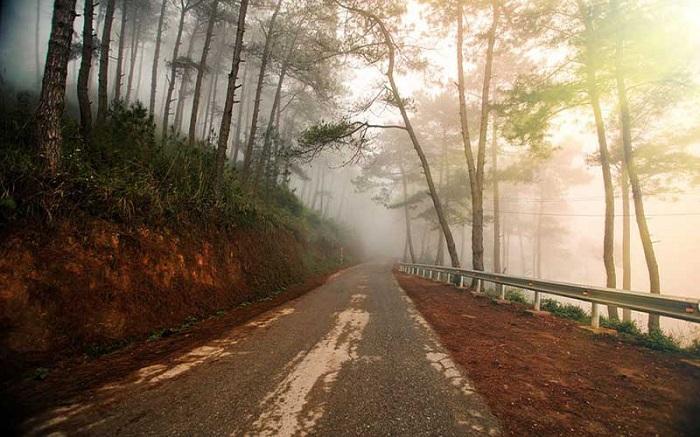 Đường tới Động Én Hà Giang