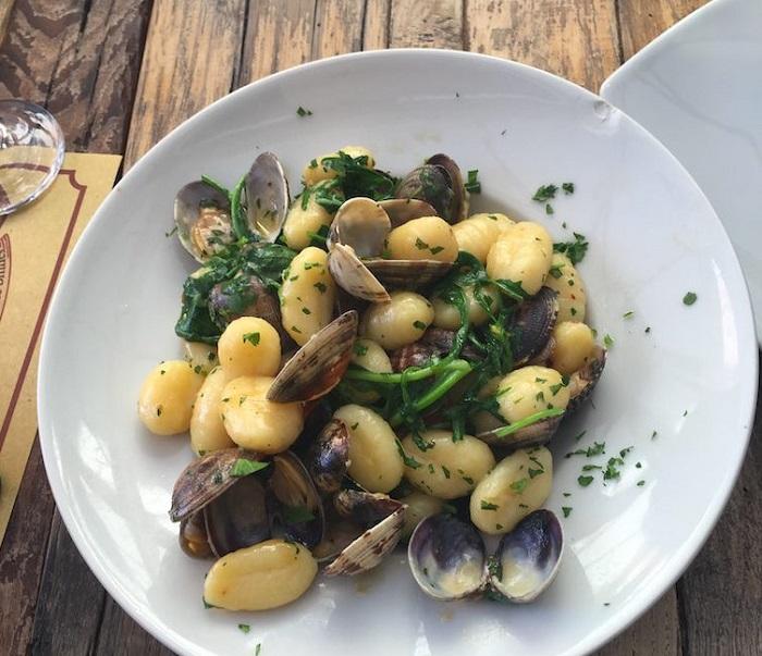 Món Gnocchi Món ăn nổi tiếng ở Ý