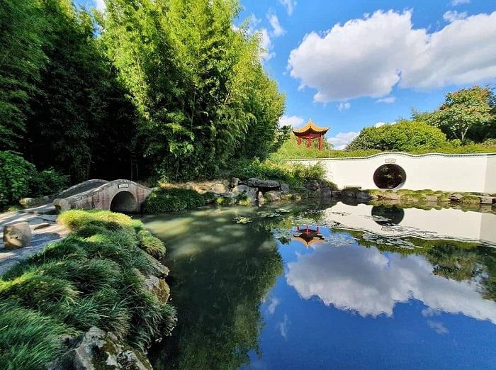 Hamilton Gardens là một trong những câu chuyện thành công lớn nhất của thành phố - Tham quan vườn Hamilton