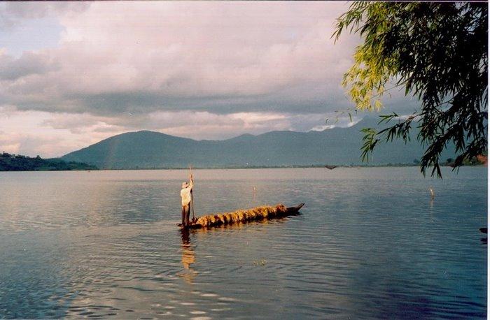 Hồ Ea Snô điểm du lịch ở Krông Nô