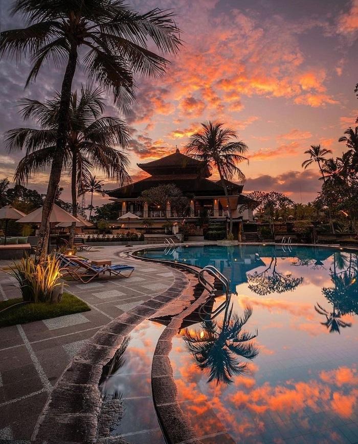 Kamandalu Ubud là khu nghỉ dưỡng 4 sao - Cách lựa chọn khu vực lưu trú tại Bali