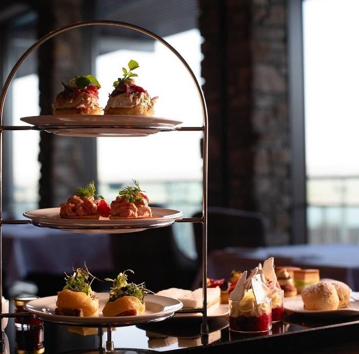 Nhà hàng được trao sao Michelin xuất sắc - Top những khách sạn trên vách đá