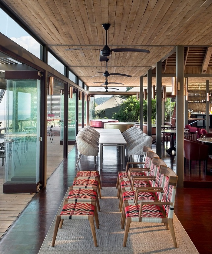 Khách sạn có những tiện nghi hàng đầu ở Kenya - Top những khách sạn trên vách đá
