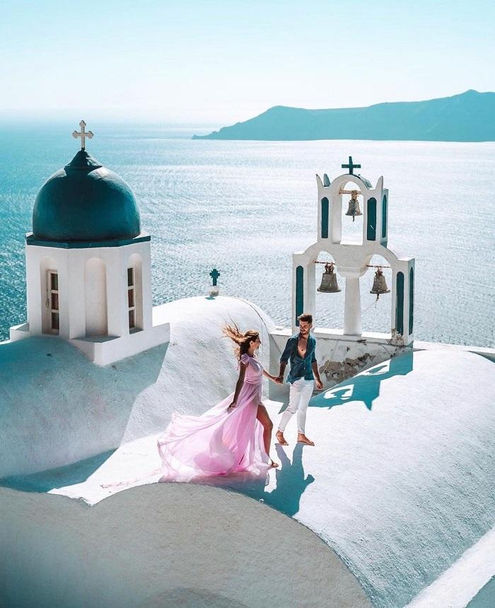 Khu nghỉ có tầm nhìn tuyệt đẹp ra Địa Trung Hải - Top những khách sạn trên vách đá