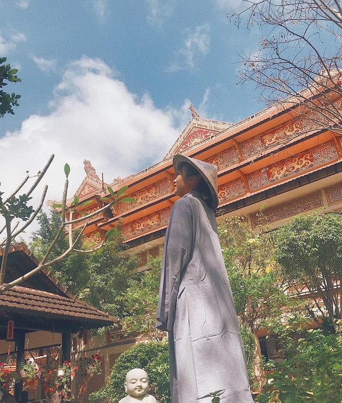Khám phá chùa Nam Sơn Đà Nẵng