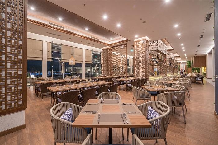 Voucher Sonasea Phú Quốc giá tốt - thưởng thức ẩm thực Á Âu