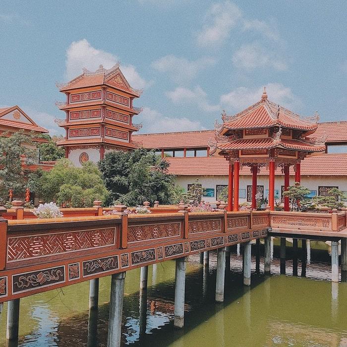 Kiến trúc ở chùa Nam Sơn Đà Nẵng